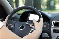 A study found that nearly six of 10 crashes involving teen drivers were preceded by distractions — interactions with other passengers, cell phone use, grooming or looking at something other than the road ahead.