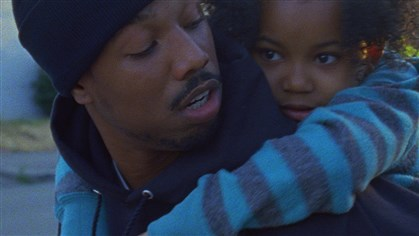 "FruitvaleStation Michael B. Jordan and Ariana Neal star in ""Fruitvale Station."""