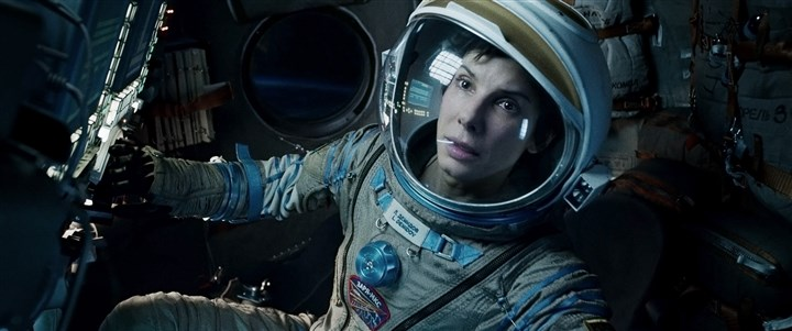 "Gravity0116OscarNoms ""Gravity"" and star Sandra Bullock have been nominated for Academy Awards."