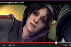 "From the trailer for ""Republique."""