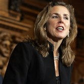 Katie McGinty will face retired Adm. Joe Sestak, who narrowly lost to Sen. Pat Toomey in 2010, in the Democratic primary.