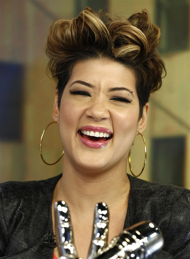 "NUP_159617_0298.jpg ""The Voice"" winner Tessanne Chin."