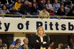 Almost three years after Pitt coach Suzie McConnell-Serio left, Duquesne, under coach Dan Burt, is 11-1 and just outside of the top 25 of one of the major polls.