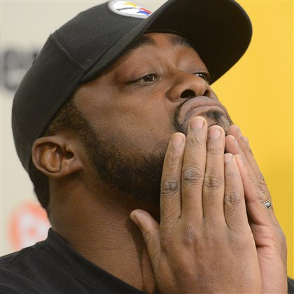 Mike Tomlin Steelers coach Mike Tomlin wasn't happy to miss the playoffs, but you don't see him suing the NFL.