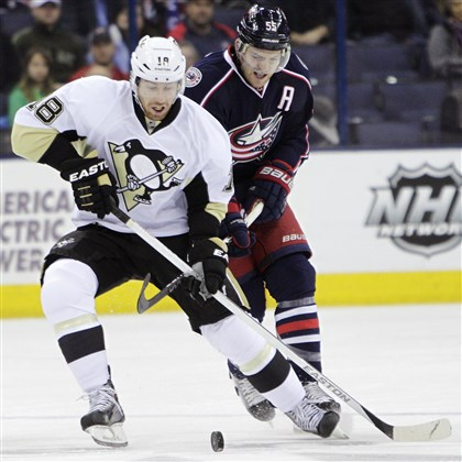 Penguins enjoying benefits from trade in 2011 with Dallas