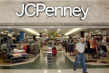 EARNS PENNEY Struggling J.C. Penney fired CEO Ron Johnson and turned back from his rebranding campaign.