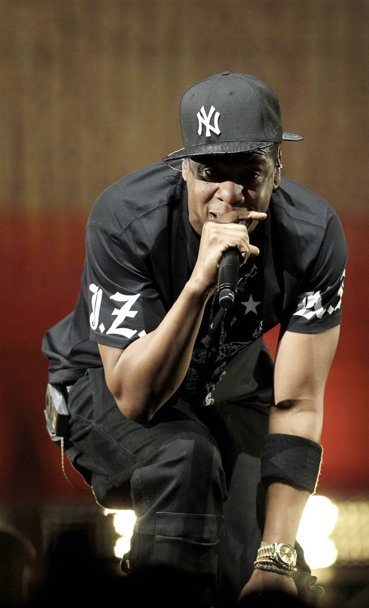 Jay Z Jay-Z: Jan. 21 at Consol Energy Center