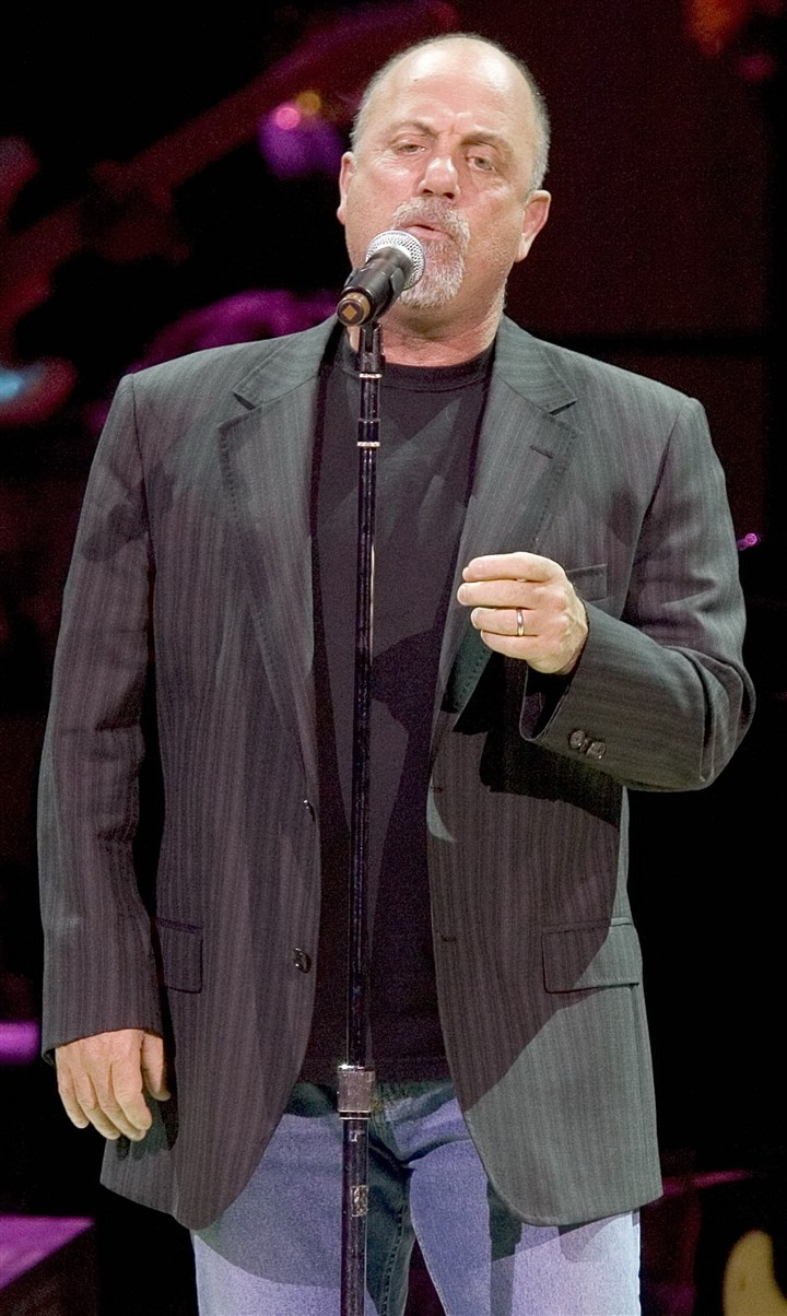 Billy Joel Billy Joel: Feb. 21 at Consol Energy Center