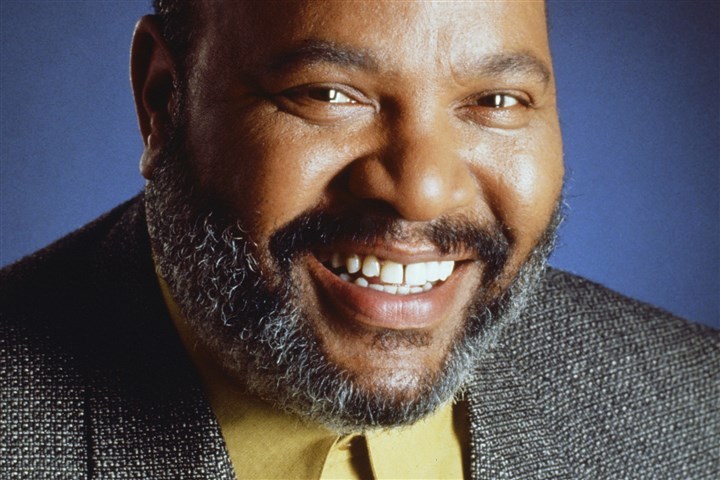 "Obit-James Avery This NBC photo shows James Avery as Philip Banks from season 2 of the TV series, ""The Fresh Prince of Bel-Air."""