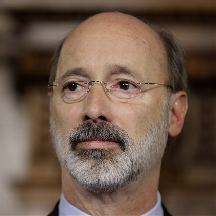Former Revenue Secretary Tom Wolf Tom Wolf