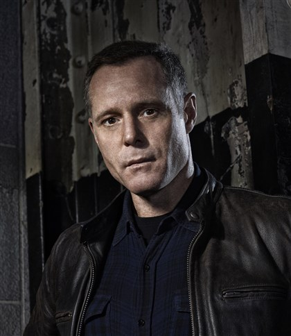 "Beghe Jason Beghe as Sgt. Hank Voight in ""Chicago P.D."""