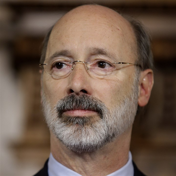 Revenue Secretary Resignation Tom Wolf