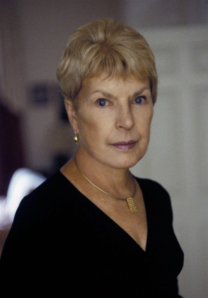 "Ruth Rendell Ruth Rendell, author of ""No Man's Nightingale."""