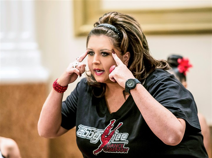 "AbbyLeeMiller ""Dance Moms"" star Abby Lee Miller has some new ideas for a new year."