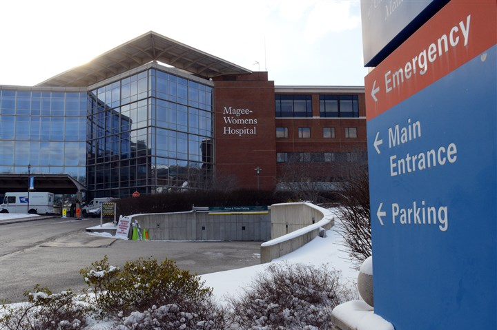 20140103ppMagee1LOCAL Pittsburgh-area obstetricians say if expectant moms make the move away from Magee, it could put a strain on Highmark's Allegheny Health Network.