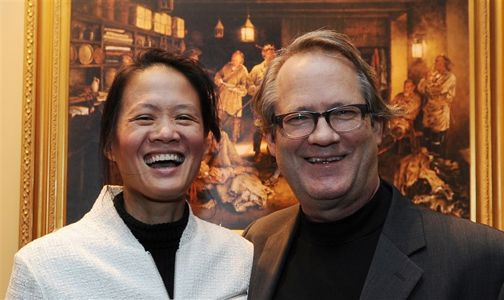 Chen Architects Anne Chen and Gary Carlough