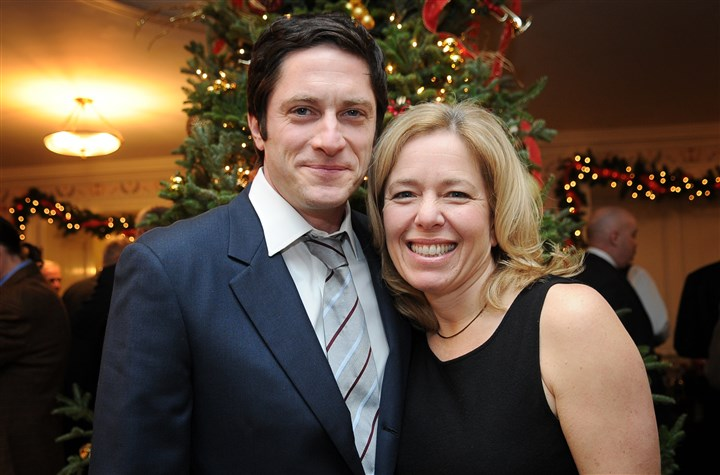 Conrad David Conrad and Cathy Lewis.