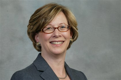 "ChristineWhipple.jpg M. Christine Whipple: ""The changes that are occurring are challenging, but they also bring opportunities to the employers."""