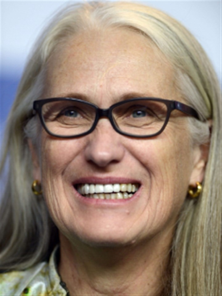 Campion New Zealand director Jane Campion.