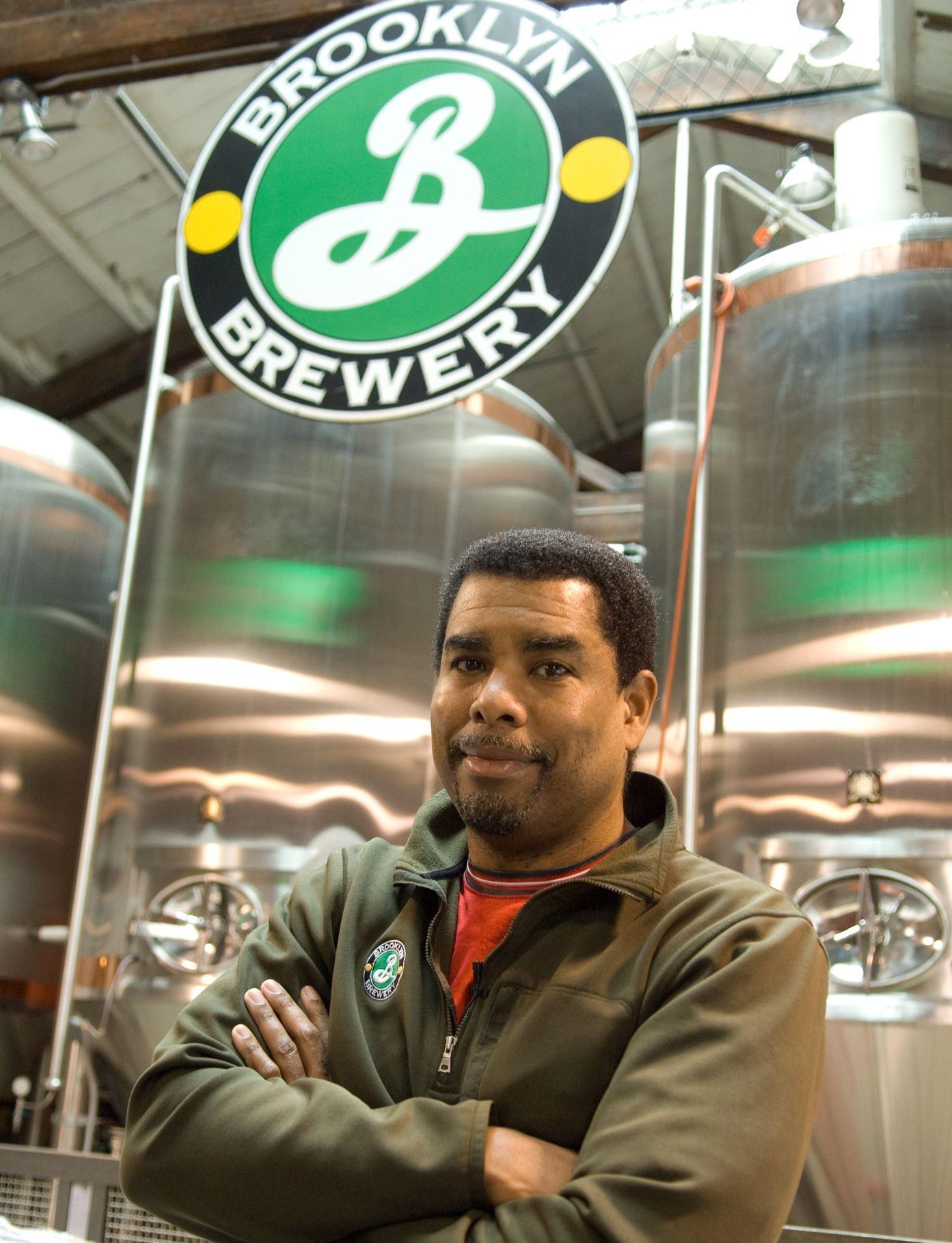 20140107bbbrooklynfood Brooklyn Brewery brewmaster Garrett Oliver.