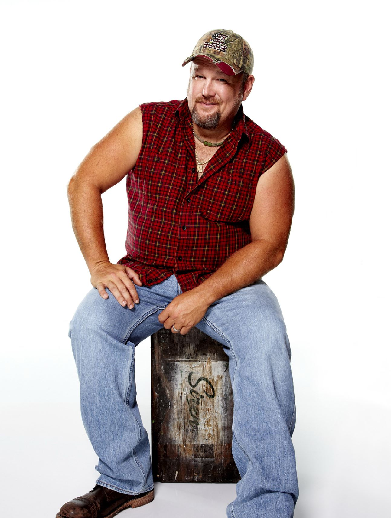Larry the Cable Guy Pictures