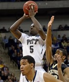 Pitt junior Durand Johnson returns to the Panthers after surgery.