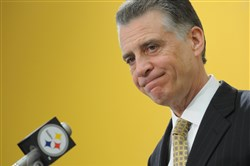 """The replay system is working fine,"" Steelers President Art Rooney II said."