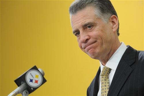 Steelers president Art Rooney II is upset with the Pittsburgh-Allegheny County Sports & Exhibition Authority.