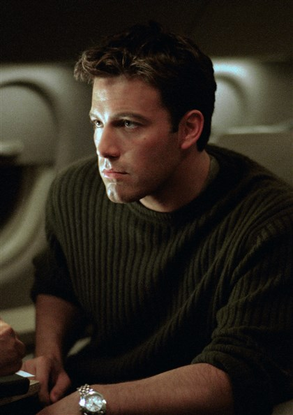 "Affleck Ben Affleck in ""The Sum of All Fears."""