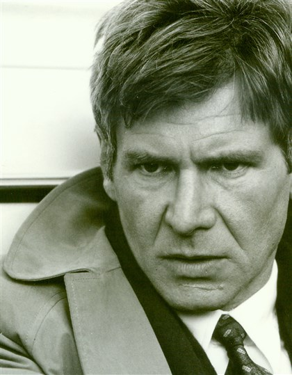 "HarrisonFord Harrison Ford in ""Patriot Games."" 1992"