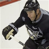 Penguins' Rob Scuderi, a native of nearby Syosset, N.Y., has fond memories of the aging Nassau Coliseum.