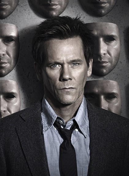 "20140119HOTVWeek_Following Kevin Bacon as Ryan Hardy in Fox's ""The Following."""