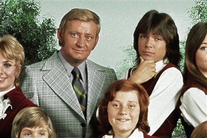 "madden1020 Dave Madden (center) was Reuben Kincaid on ""The Partridge Family,"" the manager of the family band who, it happens, didn't really like kids."