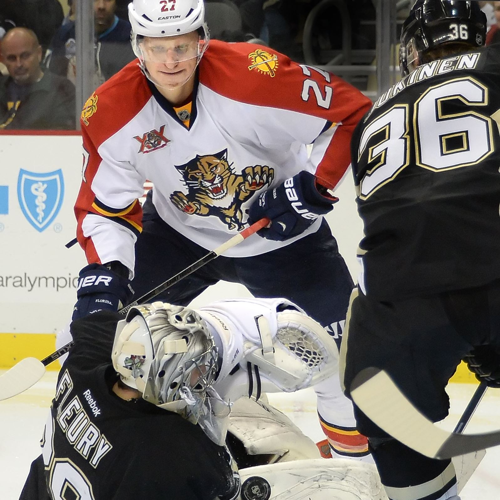 School Shooting In Pittsburgh Today: Penguins Notebook: Panthers Center Has Pittsburgh Ties