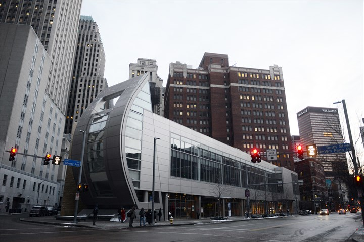 August Wilson Center, 2014 August Wilson Center, Downtown.