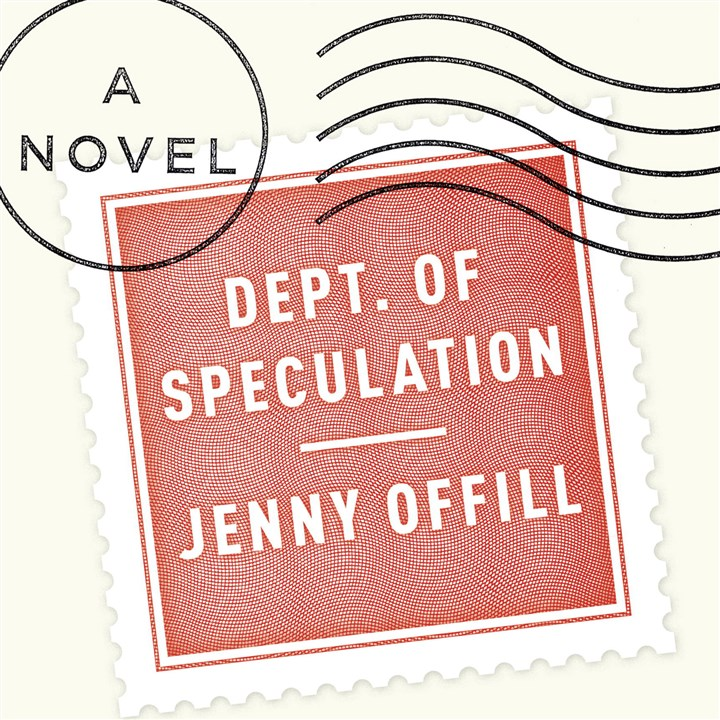 "'Dept. of Speculation' by Jenny Offill ""Dept. of Speculation"" by Jenny Offill"