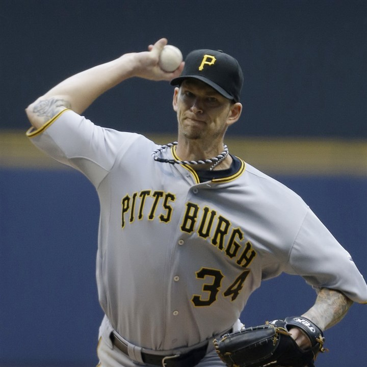 burnett0214 A.J. Burnett may leave a sour taste in the mouths of Pirates fans, but Yankees shortstop Derek Jeter's farewell tour should be a joy to watch for any baseball fan.