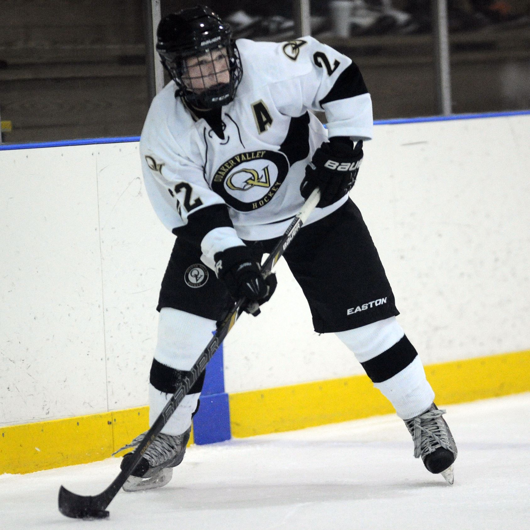 North/West Xtra: Quaker Valley's Perkins Can Score