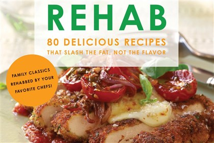 "'Recipe Rehab' ""Recipe Rehab"" by Everyday Health."