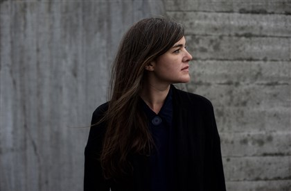 20140202Barwick Brooklyn-based recording artist Julianna Barwick will perform next weekend at the Andy Warhol Museum.