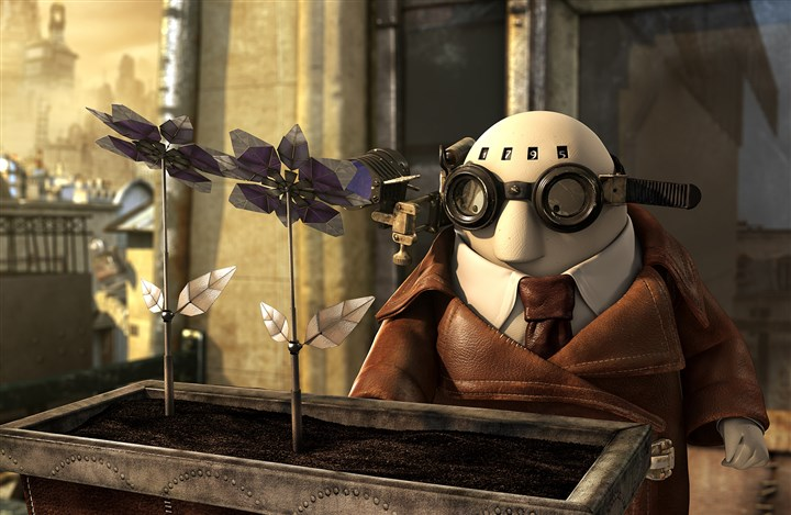 "Hublot Oscar-nominated short films: Animation ""Mr. Hublot."""