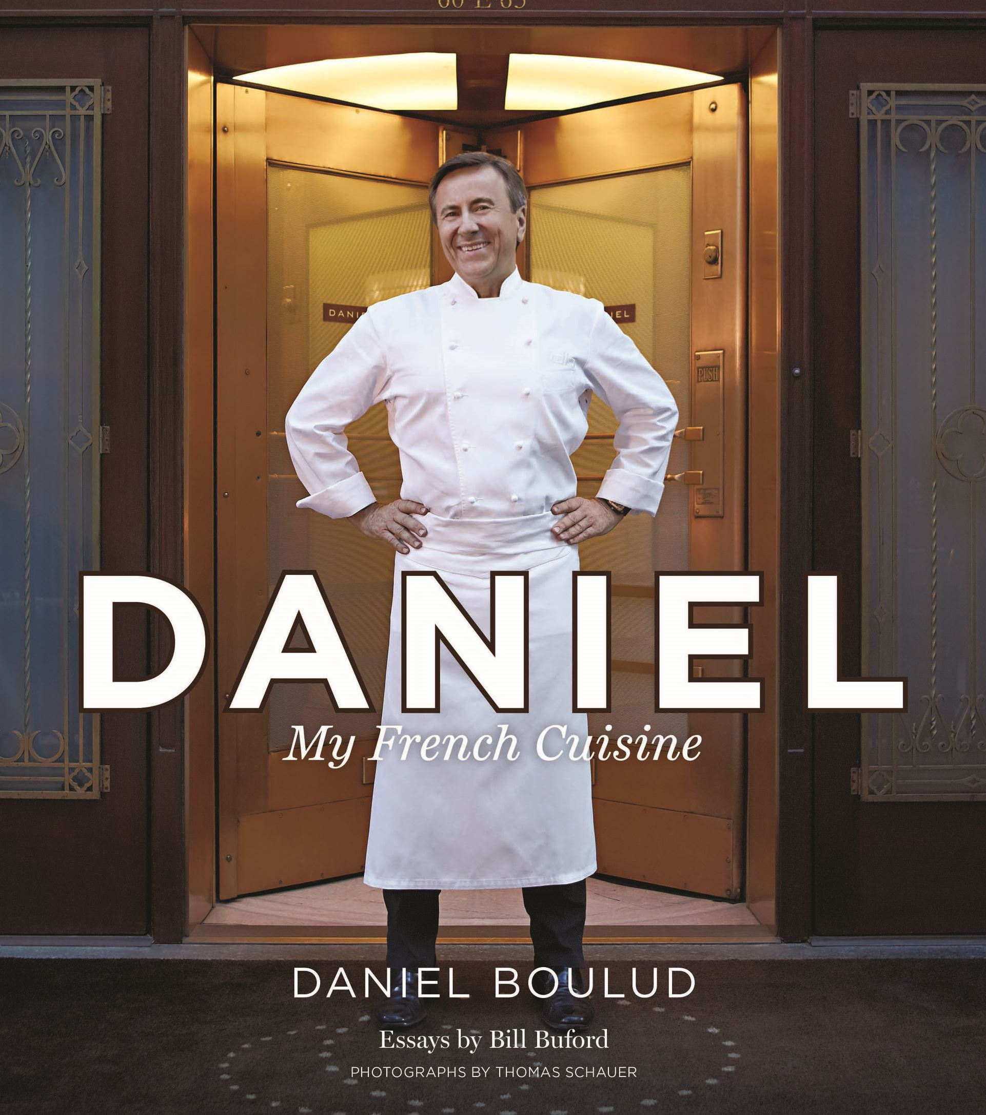 "20140202Dine-2 ""Daniel: My Friend Cuisine"" by Daniel Boulud."
