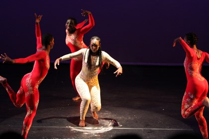 Dance The Asase Yaa African-American Dance Theatre will be performing Saturday at the New Hazlett Theater on the North Side.