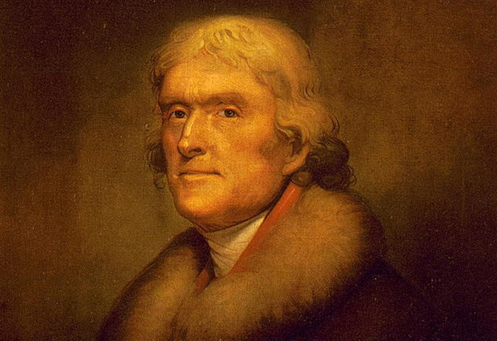Thomas Jefferson Thomas Jefferson's views on the need to free slaves gradually were influenced by the philosophy of the Pennsylvania abolition movement.