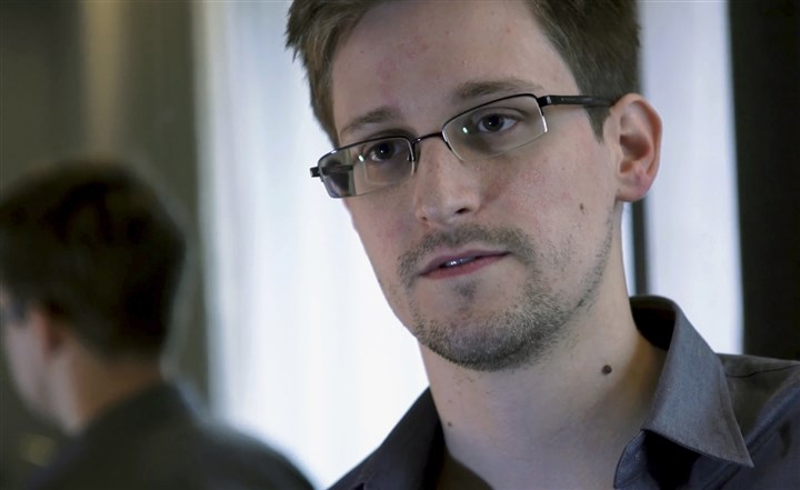 Snowden0202 Edward Snowden stole hundreds of thousands of documents from the National Security Agency.