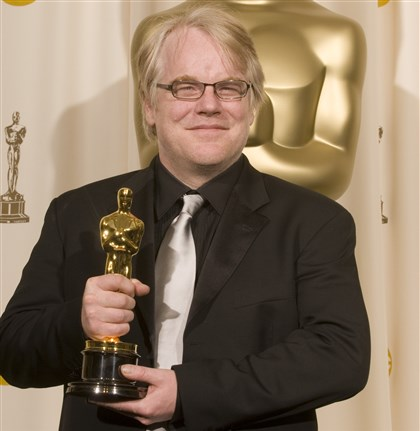 Philip Seymour Hoffman Best Actor Philip Seymour Hoffman backstage during the 78th annual Academy Awards at the Kodak Theatre in Hollywood on March 5, 2006.