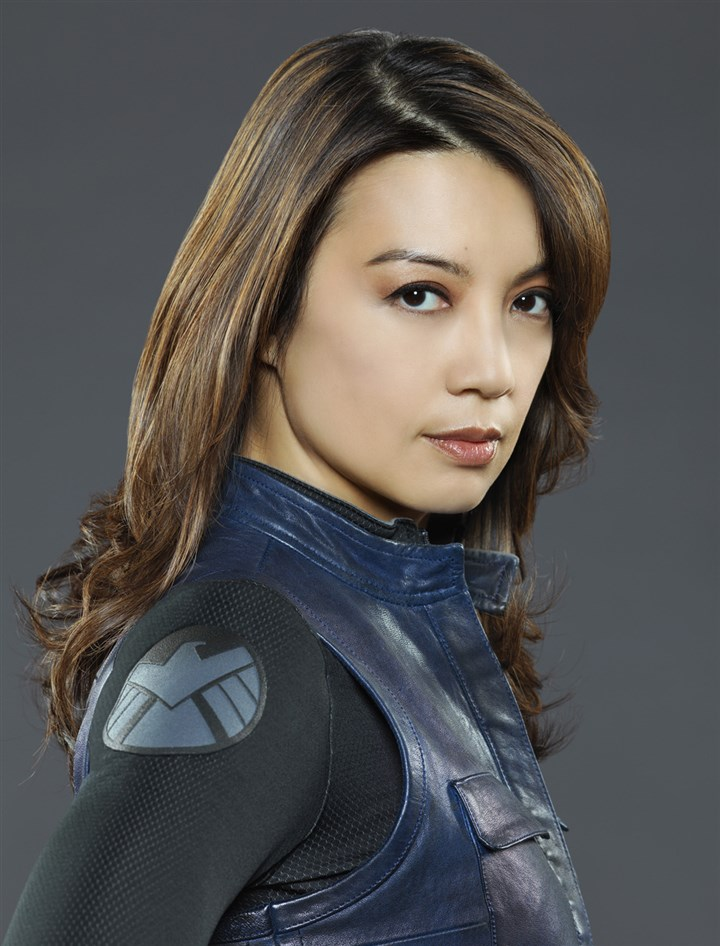 "Ming-NaWen Ming-Na Wen in ""Marvel's Agents of S.H.I.E.L.D."" on ABC."