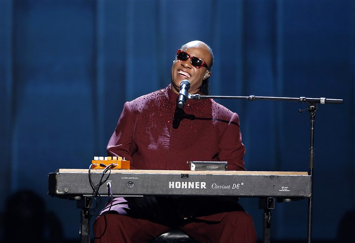 "Stevie Wonder Stevie Wonder covers ""We Can Work It Out."""
