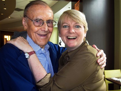 "bull_OBIT Actor Richard Bull, left, and actress Alison Arngrim in 2011 at a restaurant in Chicago. Mr. Bull, who played Nels Oleson on the TV show ""Little House on the Prairie,"" died Monday in Los Angeles. He was 89. Ms. Arngrim played his daughter, Nellie Oleson, on the show."