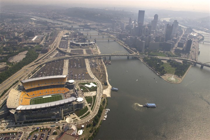 Heinz Field Steelers president Art Rooney II is interested in making Heinz Field home to a Super Bowl.